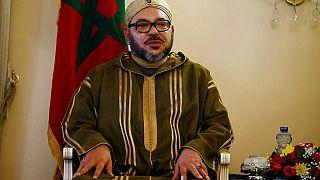 """Le roi Mohammed VI opéré """"avec succès"""" à Paris"""