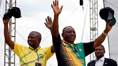 Who's who in S.African President Ramaphosa's cabinet
