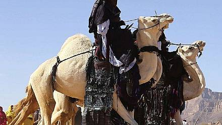 Niger celebrates the Aïr festival in the oasis of Iferouane [no comment]