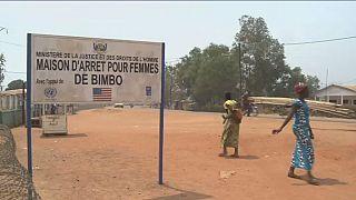 """Centrafrique : des """"sorcières"""" en prison"""