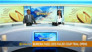Burkina Faso trial of 2015 attempted coup plotters begin [The Morning Call]