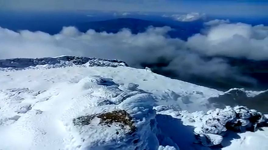 جزر الأزور البرتغالية ... سحر الجبال الثلجية