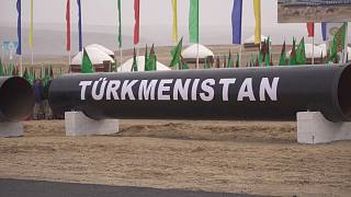 Turkmen section of trans-Afghanistan gas pipeline completed