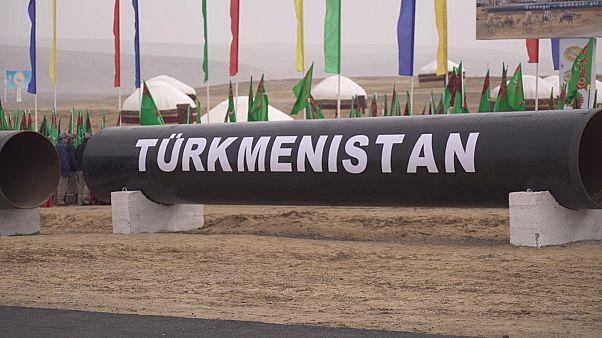Chi brinda per il gasdotto Tapi in Turkmenistan?