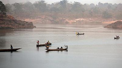 RDC : au moins 14 disparus dans un naufrage sur le Congo