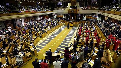 South African parliament passes motion to expropriate land without compensation