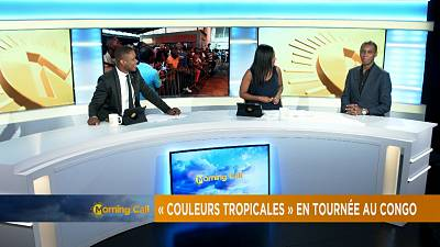 « Couleurs tropicales » en tournée au Congo [The Morning Call]