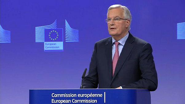 Kész az Európai Bizottság brexit-tervezete
