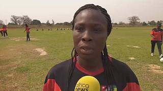 Meet the first female coach of Togo's national women's football team