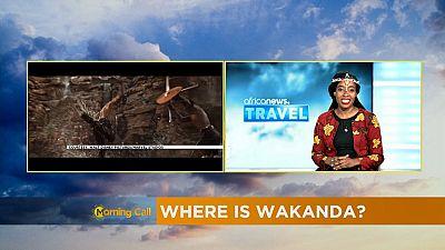 Où se trouve le Wakanda ? [Travel]