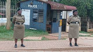 Ugandans celebrate female police officers ahead of Women's Day