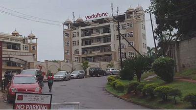 Ouganda : vodafone en redressement judiciaire