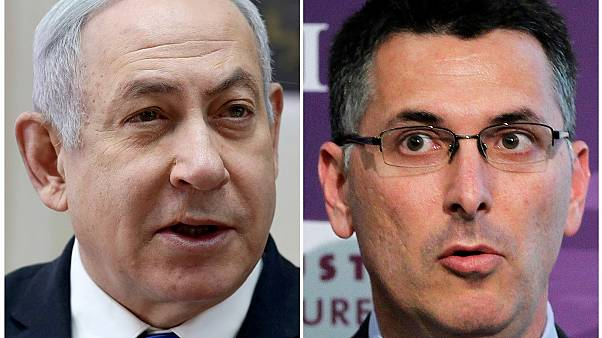Image: A combination picture shows Israeli Prime Minister Benjamin Netanyah