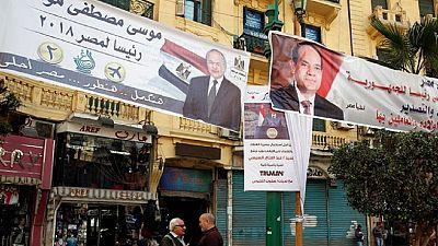 Sisi, Moussa entitled to 30 minutes on Egyptian state TV, radio