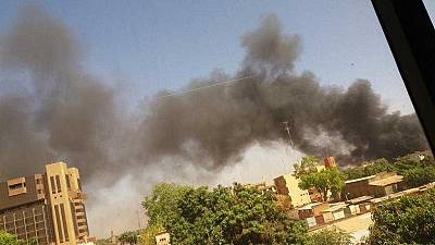 Explosion rocks Burkina Faso army headquarters