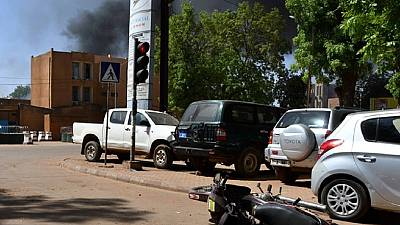 B. Faso gov't says four attackers were neutralised in suspected terrorist attack