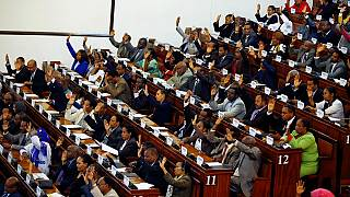 Eighty-eight MPs rebel as Ethiopia parliament ratifies state of emergency
