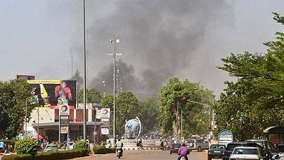 Burkina Faso: Explosion At Army Headquarters