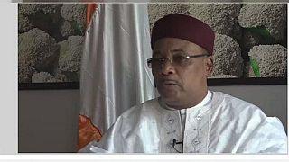 """Ouagadougou : le président du Niger """"condamne"""" des attaques """"lâches et barbares"""""""