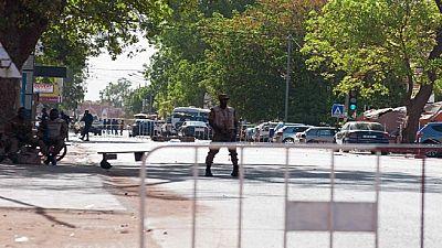 Des tirs autour de l'ambassade de France et de l'Institut français — Ouagadougou
