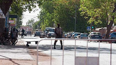 Burkina Faso's capital hit by coordinated attack
