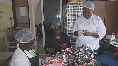 Ghana : une maître chocolatier vend le cacao national