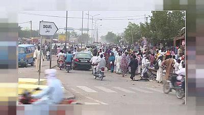 """Tchad : grève du secteur public reconduite, appel à une journée """"ville morte"""""""