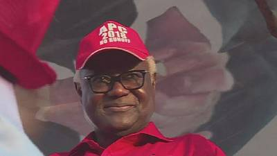 Sierra Leone Election: President Baï Koroma defends choice of successor