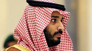 Le prince héritier saoudien entame sa première tournée à l'étranger par l'Égypte