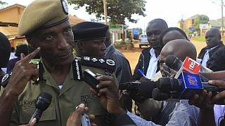 Museveni replaces security minister and police chief Kale Kayihura