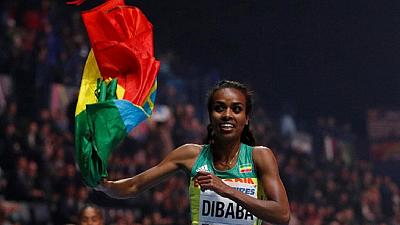 Ethiopia's Dibaba shines at world indoors, America's Coleman could be the next Usain Bolt