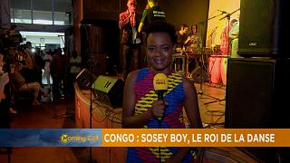 Sosey Boy, Congo's 'King of Dancehall' music [Culture on The Morning Call]
