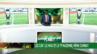 Wydad and TP Mazembe in African club cups competition