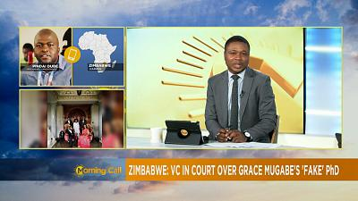 University of Zimbabwe VC in trouble over Grace Mugabe's PhD [The Morning Call]