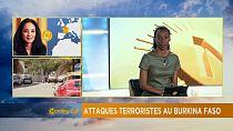 Double attentat au Burkina : des questions restent en suspens [The Morning Call]