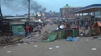Cameroun: le couvre-feu prolongé dans la zone anglophone