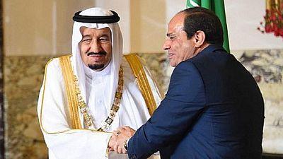 Arabie Saoudite-Égypte : création d'un fonds commun de 10 milliards de dollars