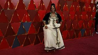 [Photos] Eritrea makes dressy showing at Oscars thanks to Tiffany Haddish