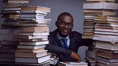 Nigerian reads 120 hours non-stop to clinch world record for marathon reading