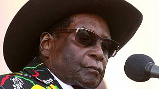 Mugabe backs opposition party in Zimbabwe against Mnangagwa