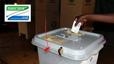 Tout savoir sur la présidentielle en Sierra Leone