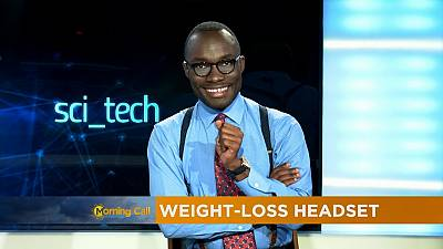 Weight- loss headset [Sci Tech]