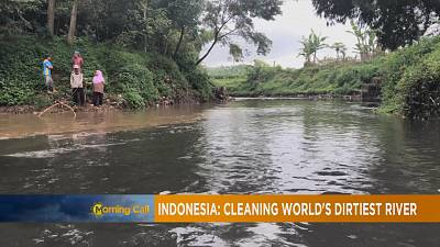 Can the world's most polluted river 'The Citarum River' be made clean? [The Morning Call]