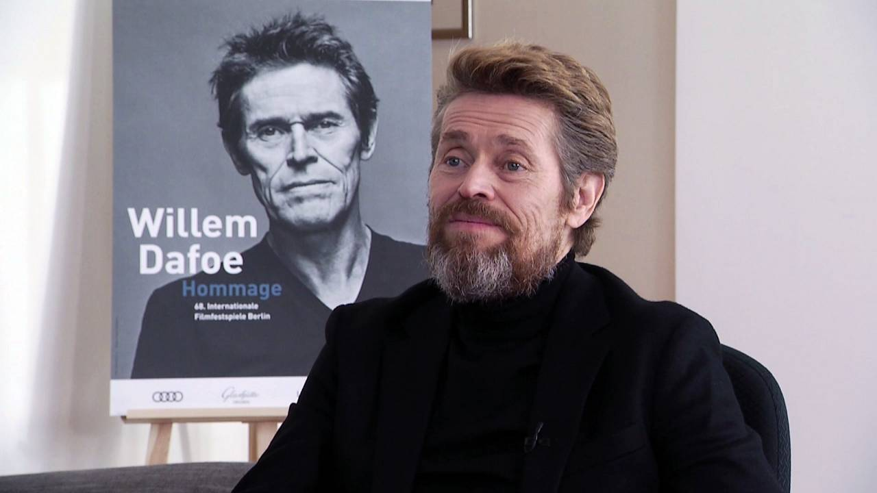 Cinema: Willem Dafoe, cento film e non sentirli