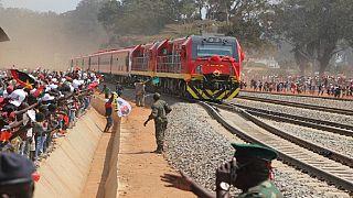 RDC - Angola : reprise du trafic ferroviaire après 34 ans de suspension
