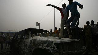Côte d'Ivoire : une gendarmerie incendiée par des lycéens en colère