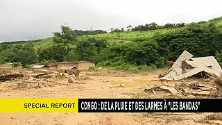 Heavy rains kill four, devastate communities in Southern Congo