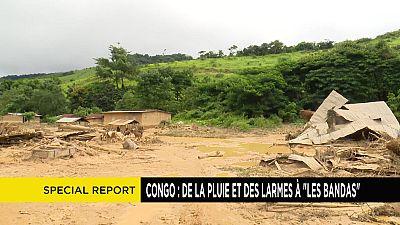 """Congo : de la pluie et des larmes à """"Les Bandas"""""""