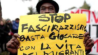 Un des leurs tué, les Sénégalais d'Italie demandent justice
