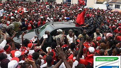 Sierra Leone : fébrilité de l'économie avant les élections